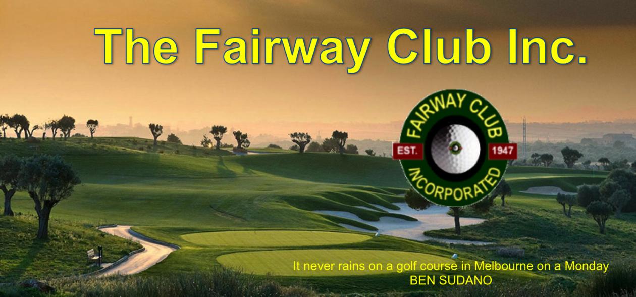 The Fairway Club